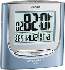 Casio #DQ745-2DF Big Digital Alarm Clock with Thermometer