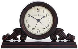 Bishop Alarm Clock in Worn Black
