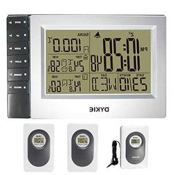 Fiesta Bloomerang Digital Wireless Weather Station with Indo