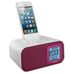 iHome Bluetooth Bedside Dual Alarm Clock