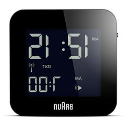 bnc008bk rc quartz alarm clock