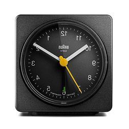 Braun BNC011BKBK Quartz Alarm Clock