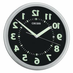 easy reader wall clock qxa435slh