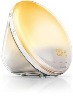 BRANDNEW-Philips HF3520/60 Wake-Up Light With Colored Sunris