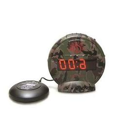 Bunker Bomb Alarm Clock