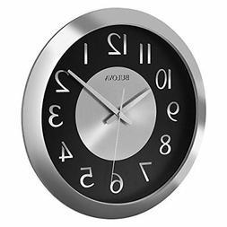 Bulova C4837 Music Streamer Bluetooth Enabled Wall Clock