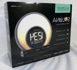 La Crosse Technology C85135 Color Mood Light Alarm Clock wit