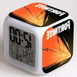 child game alarm clock night