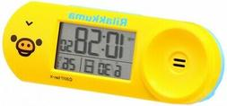 SEIKO clock 05: Rilakkuma  alarm clock radio wave digital CQ