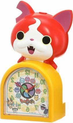 SEIKO CLOCK Alarm clock Yokai-Watch Givagnan Character type