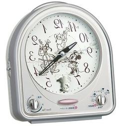 SEIKO CLOCK Disney melody alarm clock FD464S