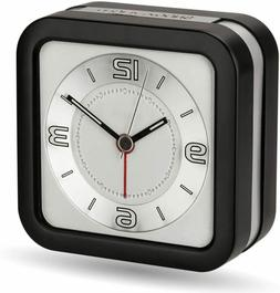 Clock for Hearing Impaired with Snooze, Backlight for Heavy