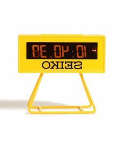 SEIKO CLOCK  mini sports timer Digital clock SQ815Y Shipping