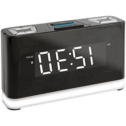 Clock Radio w/Alexa Voice Activation