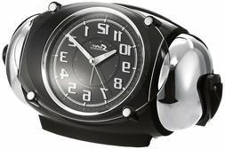 SEIKO Clock Super RAIDEN Loud Alarm Clock With Snooze Quartz