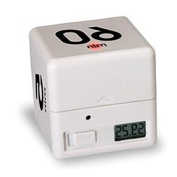 FunnyToday365 Clock Timer Alarm Cube Digital 5 15 30 60 Minu