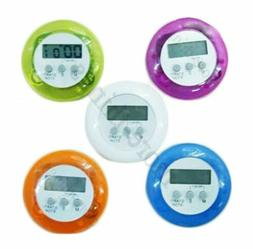 Cute Digital LCD Kitchen Cook Number Timer Stop Watch Count