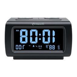 DreamSky Decent Alarm Clock Radio FM Radio USB Port for Char