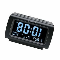 decent alarm clock radio