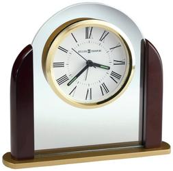 Howard Miller Derrick Desktop Clock - Analog - Quartz
