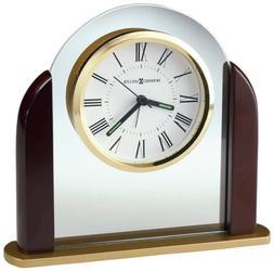 Howard Miller Derrick Desktop Clock - Analog - Quartz
