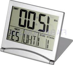 Desk Alarm Clock Calendar Alarm Day Temp