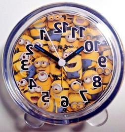 Despicable Me Acrylic Alarm Clock