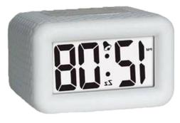 "Timelink Digital 1.2"" LCD Quartz Rubber Case Alarm Clock  88"