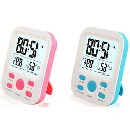 Digital Alarm Clock for Boys Kids Teens,Desk Nightstand Cloc