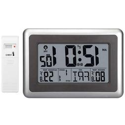 Digital Atomic Wall <font><b>Clock</b></font>, Desk <font><b