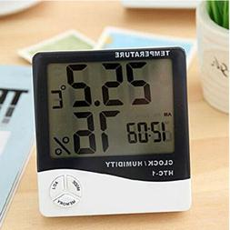 Digital LCD Hygrometer Thermometer Temperature Humidity Mete