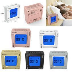 Digital Timer Alarm Clock 45/25/5mins Countdown Rotating Ind