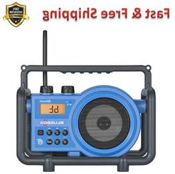 Digital Tuning Rechargeable Radio Built In Bluetooth Chargin