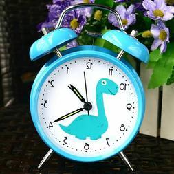 Dinosaur Alarm Clock for Kid Gift Silent Novelty Animal Anal