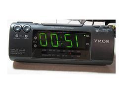 Sony Dream Machine ICF-C470MK2 Dual Alarm AM/FM Clock