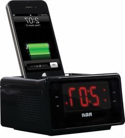 dual alarm clock ipod 30 pin charging