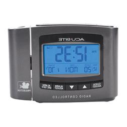 Electric Atomic Projection on Wall Ceiling Digital Clock w/