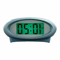 Equity by La Crosse Digital Alarm Clock with Night Vision Te