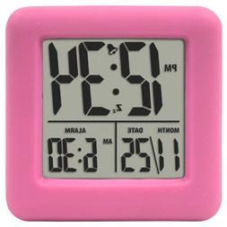 equity cube alarm clock