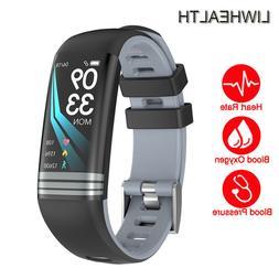 Fashion Color Smart Watch Women/Men/Kids Reloj HR Blood Pres