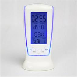 Frozen Clock Desk Clock Bedside Alarm Electronic Watch Gift