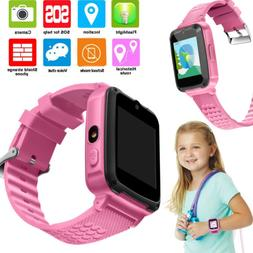 Girls Boys Kids Smart Watch Phone Pedometer Fitness Tracker