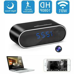 HD 1080P Wifi Hidden Camera Wall charger DVR Motion Security