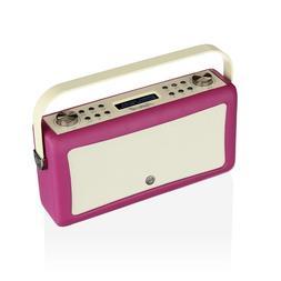 VQ Hepburn Mk II – Bluetooth Speaker FM Radio Alarm Clock