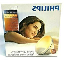 Philips HF3520 60 E Wake-Up Light With Colored Sunrise Simul