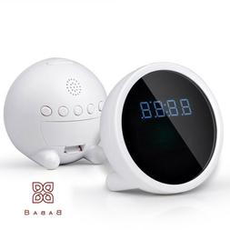 Hidden Camera Alarm Clock iPhone Android Real Time  Wifi Vid