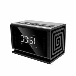 Hidden Spy Camera Clock,1080P HD WiFi Camera Alarm Clock