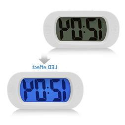Mini LCD Digital Portable Alarm Clock With LED Night Light S