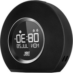 JBL Horizon Bluetooth Clock Radio Speaker Alarm USB Charger