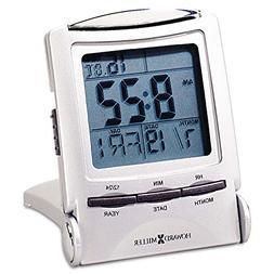 Howard Miller 645358 Distant Time Traveler Alarm Clock, 2-1/